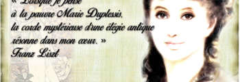 1841 Marie Duplessis **